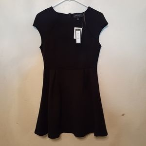 Romeo and Juliet Couture Blk Dress. NWT/Size Med.